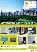 Brochure sottostazioni per teleriscaldamento Amarc DHS